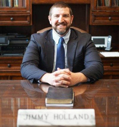 Jimmy Holland